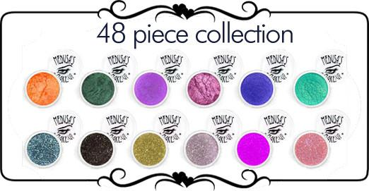 Glitter - 48 Piece Collection
