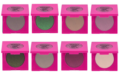 Glam Rock! Eyeshadow Collection / use code: makeupjunkie 52% off