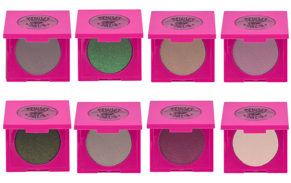 Glam Rock! Eyeshadow Collection