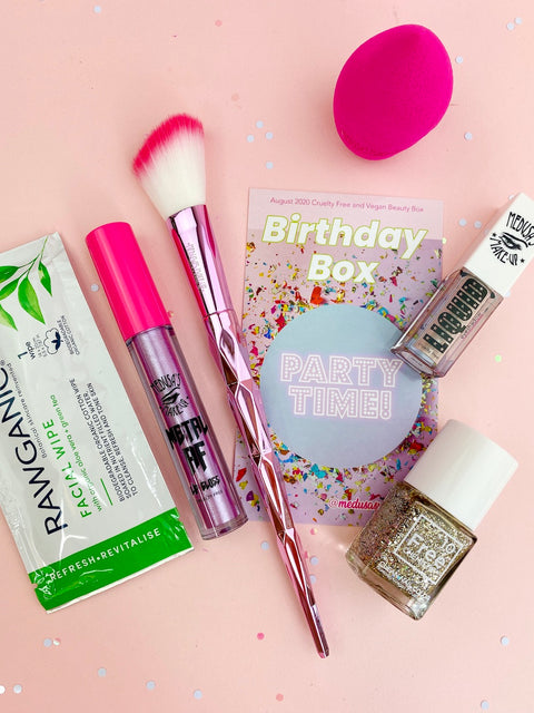 The Birthday Beauty Box (No Subscription)