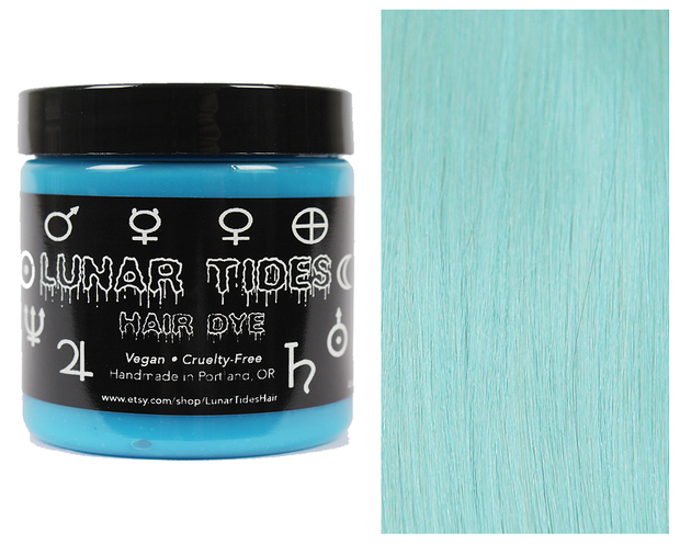 Lunar Tides Hair Dye - Sea Witch