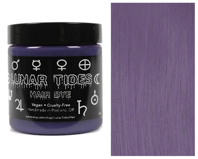 Lunar Tides Cruelty Free Hair Dye - Smokey Purple
