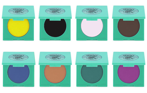 Tropical Matte Eyeshadow Collection / use code: makeupjunkie 52% off