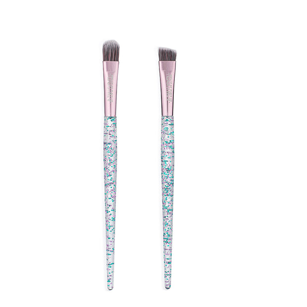 Vegan Glitter 2 Brush Set