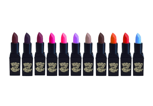 Lipstick set of 11 / use code: makeupjunkie 52% off