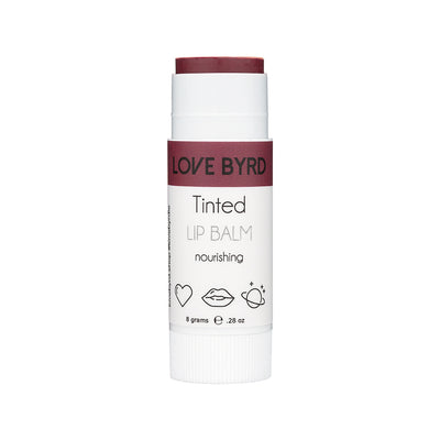 Love Byrd Tinted Lip Balm - Kiss