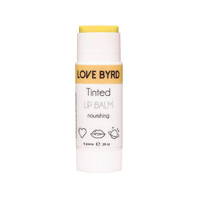 Love Byrd Tinted Lip Balm - Peck