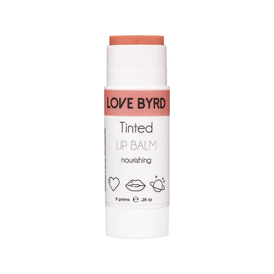 Love Byrd Tinted Lip Balm - Pucker