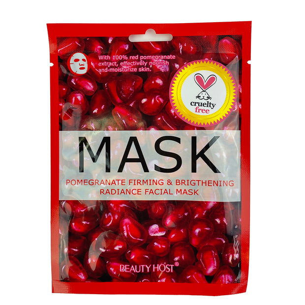 4-Pack Variety Facial Mask