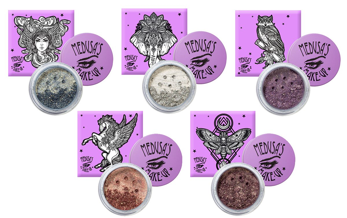 Mystical Eye Dust - Set of 5