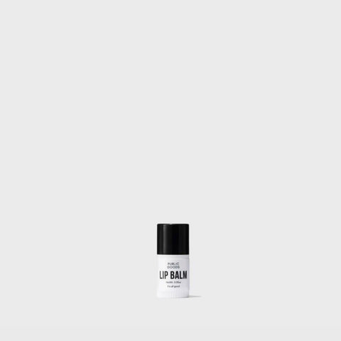 Public Goods - Mini Lip Balm