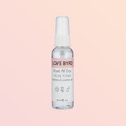 Love Byrd Rosé All Day Facial Toner
