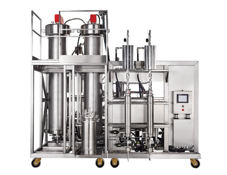 Industrial Supercritical CO2 Extraction Machine