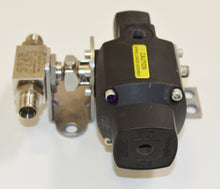 "3/8"" Actuated SK Ball Valve"