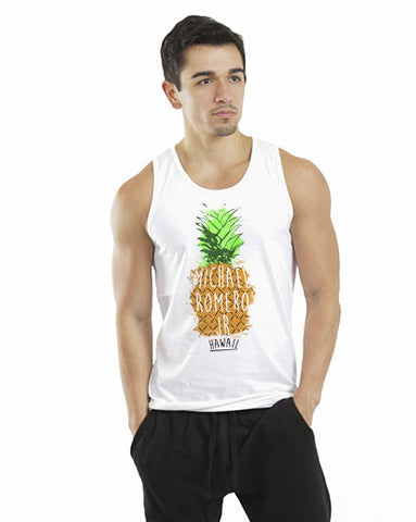 ARTSY APPLE	UNISEX TANK