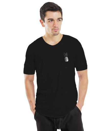 POCKET PINEAPPLE	TALL TEE