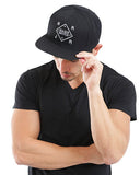 DIAMOND SNAPBACK HAT