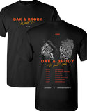 Dak and Brody World Tour Limited Edition T-Shirt