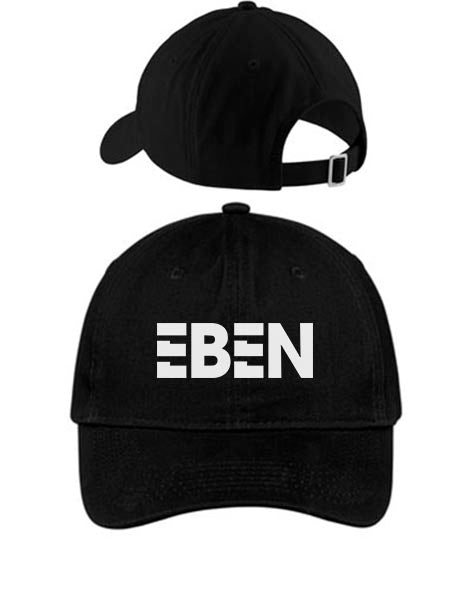 EBEN Offical Dad Hat BLACK