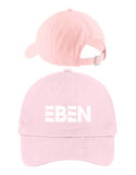 EBEN Offical Dad Hat PINK