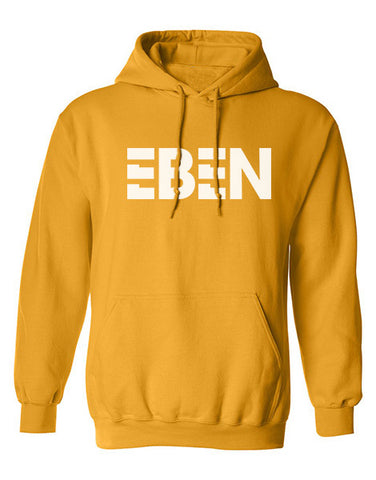 EBEN Official Unisex Hoodie GOLD