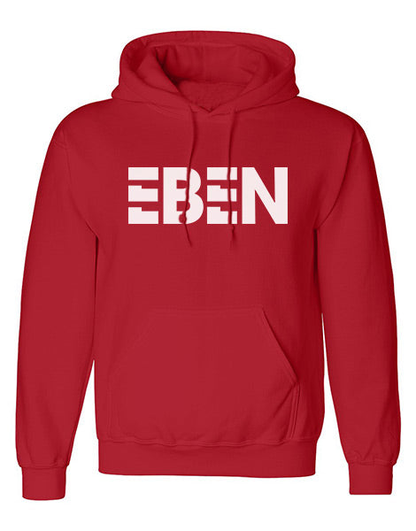 EBEN Official Unisex Hoodie RED