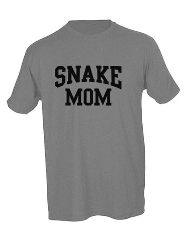 Snake Mon Unisex Tee HEATHER GREY