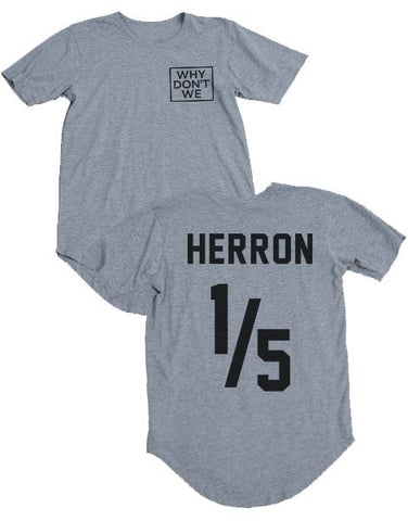 Why Don't We Herron Jersey
