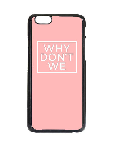 Why Don't We IPhone 6 Plus Case