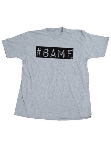 Ashley K Fit BAMF Unisex Tee