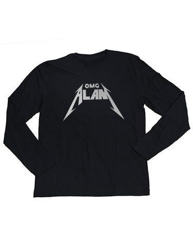 Alan Poulos OMG Metal Long Sleeve