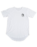 OFFICAL TALL TEE-WHITE