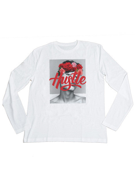 Giovanny Valencia Beautiful Hustle Unisex Long Sleeve Tee
