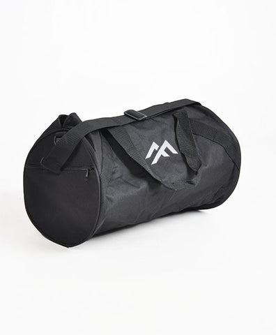 MADEFIT OFFICAL LOGO GYM BAG-BLACK