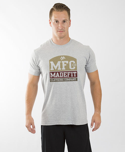 MADEFIT CLOTHING COMPANY TEE
