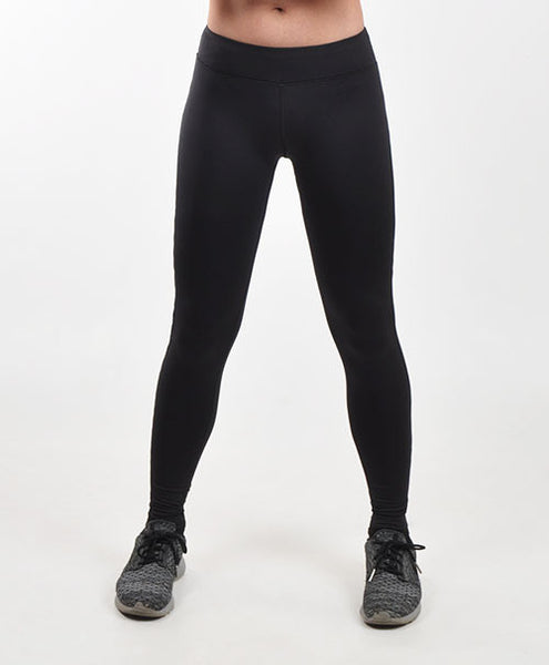 MADEFIT TRIPLE STRIPE LEGGINGS-BLACK