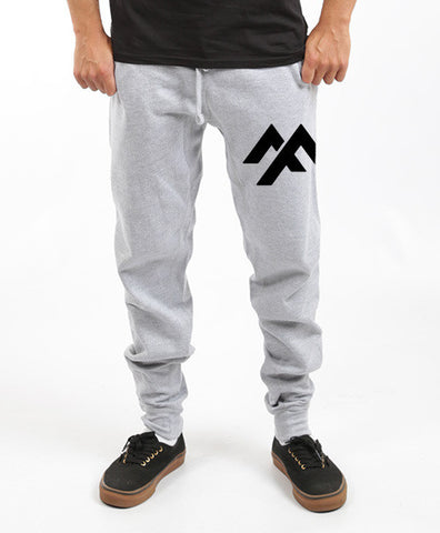 MADEFIT OFFICIAL JOGGER PANTS-GREY