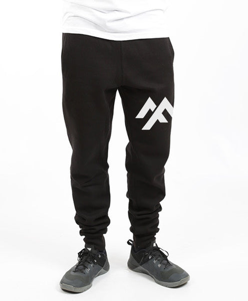 MADEFIT OFFICIAL JOGGER PANTS-BLACK