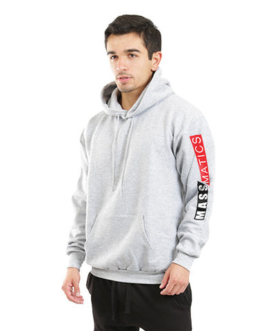 The BAR PULL OVER HOODIE