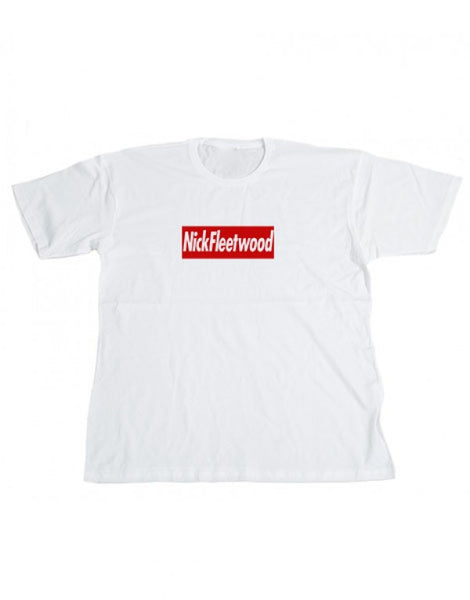 Nick Fleetwood Red Bar Unisex Tee