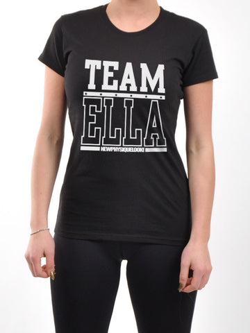 LADIES TEAM ELLA TEE