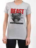 LADIES BULLDOG BEAST TEE