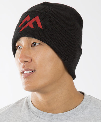 MADEFIT OFFICIAL UNISEX FOLDOVER BEANIE RED EDITION