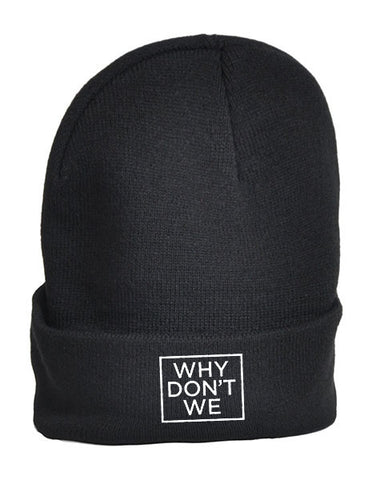 Why Don't We Beanie