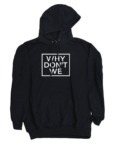Why Don't We Unisex Hoodie