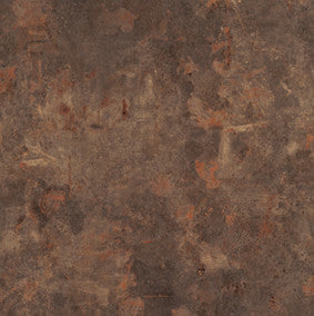 Rust Brown Werzalit Table Top