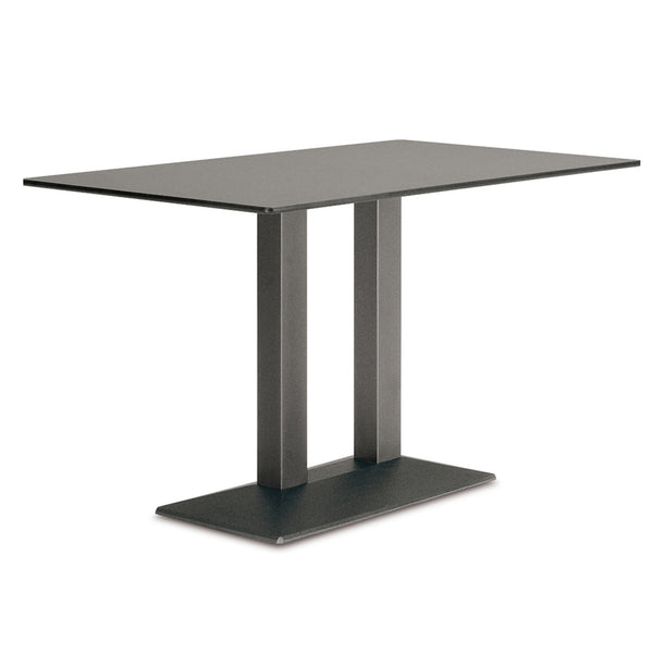 Braden Twin Pedestal Rectangular Table Base