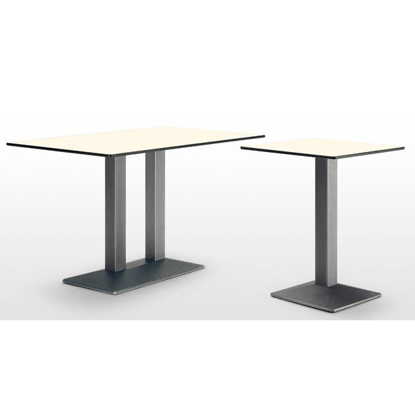 Braden Single Pedestal Square Table Base