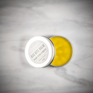 Dulcebee This bug bite balm is made to relief the itchiness after a bite.