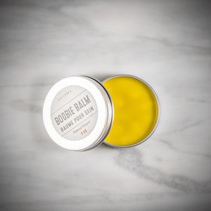 Dulcebee  This boobie balm is made from simple natural ingredients that will help to heal and hydrate the nipple after the breast feeding.